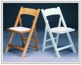 Folding Wood Chair
