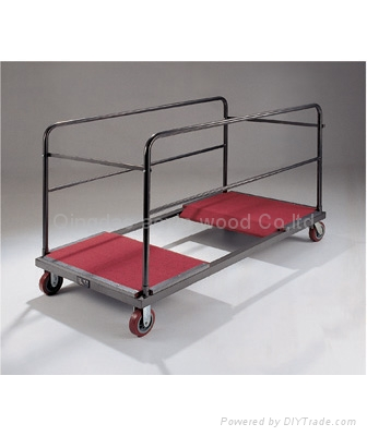 Amazing Round Table Trolley 1