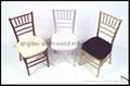 Banquet chivari chair