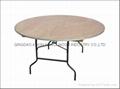 Folding Table-Round