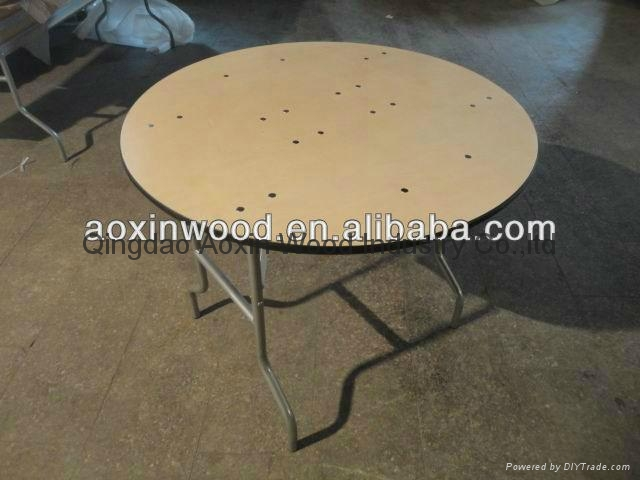 5ft Round Table