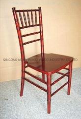Mahogany  Chivari Chairs