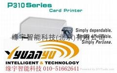 美国斑马310证卡打印机