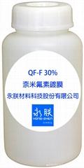 Nano fluorine coating