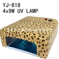 818 36W LED UV NAIL LAMP 2