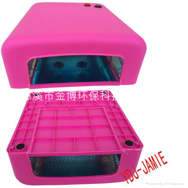 818 36W LED UV NAIL LAMP 5