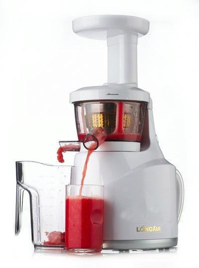 CE Approval Low Juicer 1