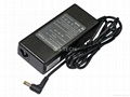 AC Power Supply Adapter Charger 90w 19v 4.74a for Acer Samsung Toshiba Asus HP