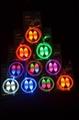 Fiber Optic LED light up flashing Luminous shoelace shoelaces shoe lace laces