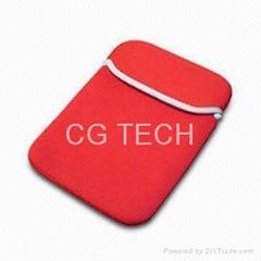 ipad mini / ipad 2 / New iPad 3 / ipad 4 neoprene pouch case, ipad accessories