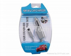 Wii car charger, Wii accessories