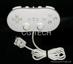 Classic controller Joys