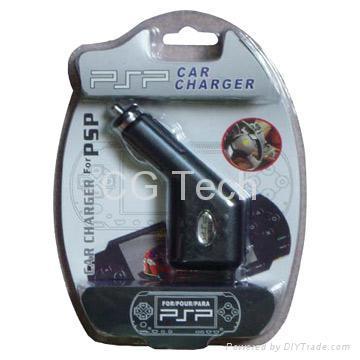 Car Charger for PSP PSP 2000 slim PSP3000 and PSP go 1