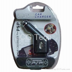 Car Charger for PSP PSP 2000 slim PSP3000 and PSP go
