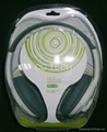 For xbox 360 sensational headset with