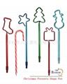 Christmas Tree Shape Pen