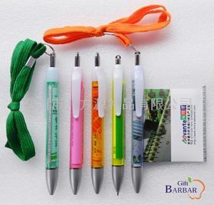 拉纸广告笔 2