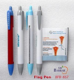 拉纸广告笔 5