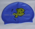 Silicone Swimming Caps with customized logo