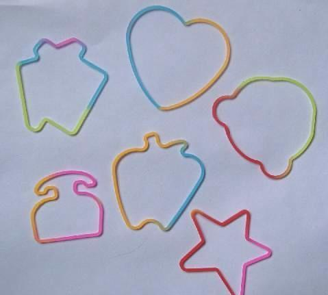 Silicone Silly Bands 4