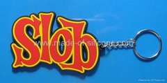 PVC Rubber Keychain (Hot Product - 1*)