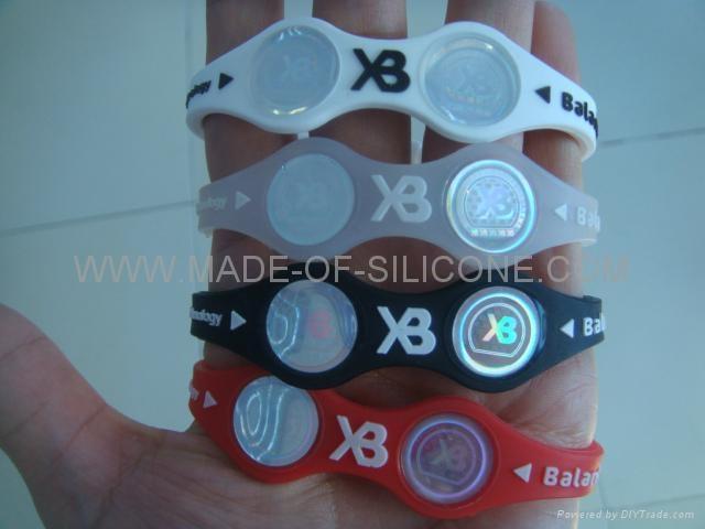 Power balance silicone wristbands 3