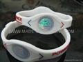 Power balance silicone wristbands 5