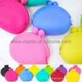Silicone Coin Bags