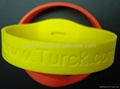 RFID Silicone Wristbands ( DIY ) 5