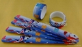 High Definition Printing Slap Silicone Wristbands