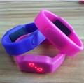 LED Flash Drive Watch