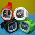 Jelly Watch with customized logo