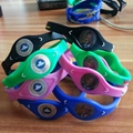 Power balance silicone wristbands