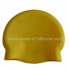Silicone Swimming Caps -