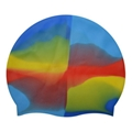 Blank Silicone Swimming  Caps