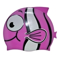 Fish Silicone Swimming  Caps