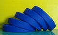 12mm Blank Silicone Wristbands  4