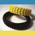 Tyre Silicone wristband  1