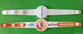 Custom UV Test  Soft  PVC Rubber Bracelets 2