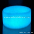 Glow in the dark Silicone Rings