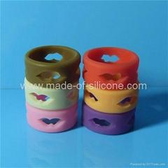 Custom Silicone Rings