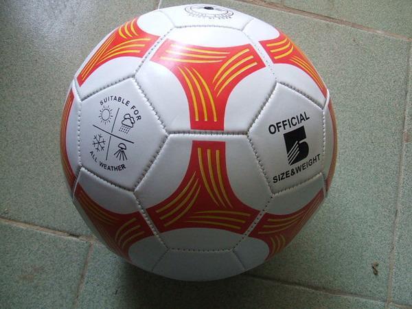 PVC Soccer ( size1,2,3,4, 5 ) 3