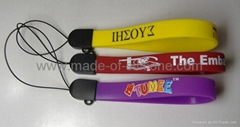 silicone mobile hanger