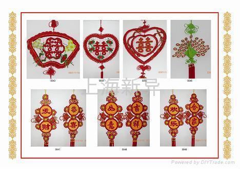 木質飾品挂件 5