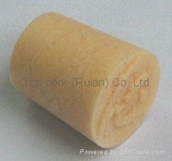 Cone-shaped cork bottle stopper TBC17.4-19.6-21 1
