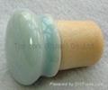 Ceramic cap cork stopper TBCE19.2-25.3-30.3-20-17.6