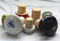 Ceramic cap cork stopper TBCE Assorted ceramic cap showpieces
