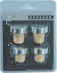 家用吸塑包裝葡萄酒瓶塞 TBG2-138-105-30