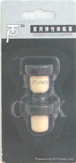 家用吸塑包装葡萄酒瓶塞 TBG4-170-78-32 2