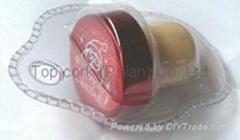 家用吸塑包装葡萄酒瓶塞 TBG7-70-54-36-red
